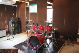 Bスタジオ室内